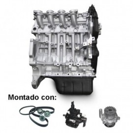 Motor Completo Peugeot 206CC 2005-2007 1.6 D HDi 9HZ 81/110 CV