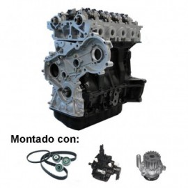 Motor Completo Nissan Interstar 2002-2003 2.5 D dCi G9U724 84/114